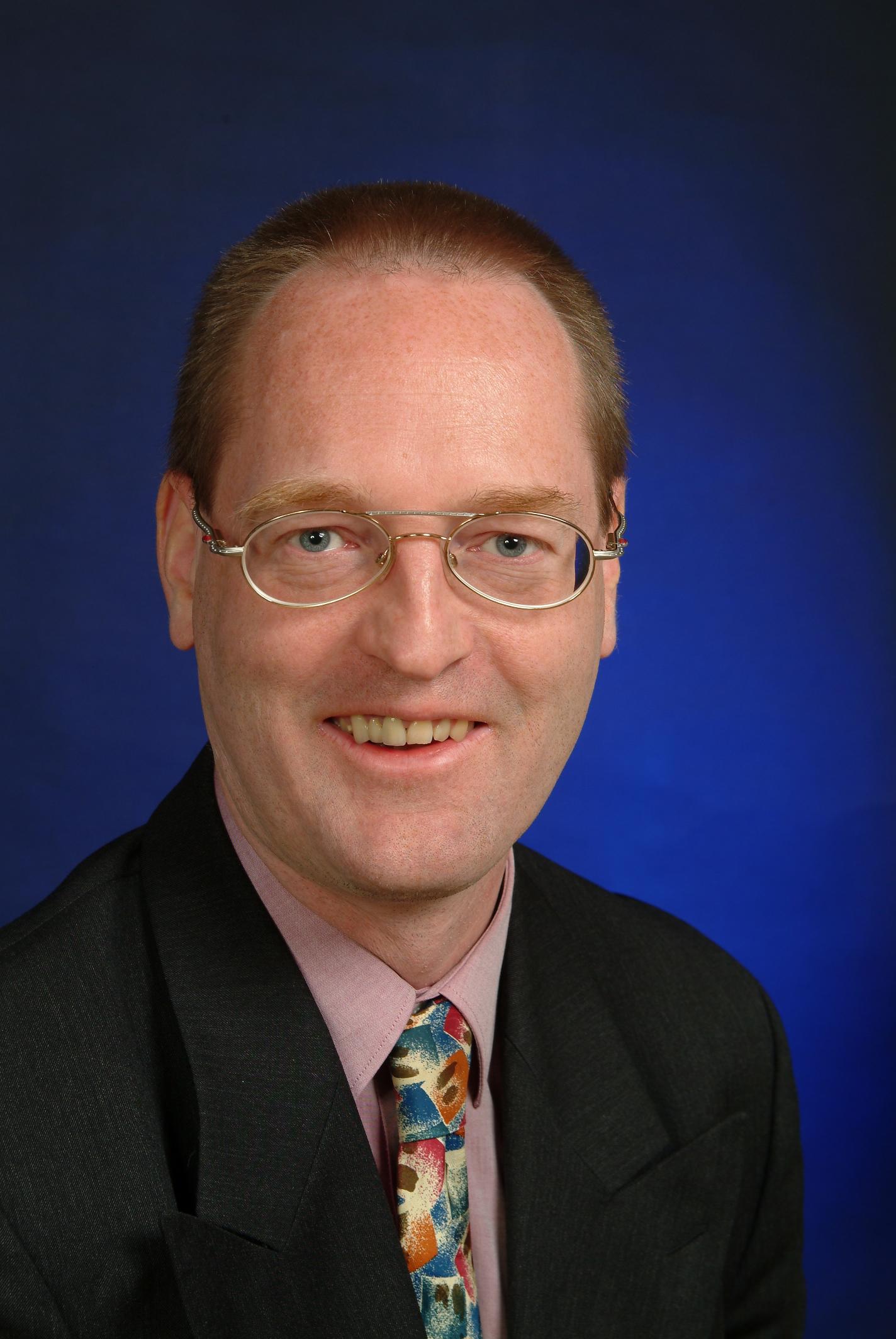 Peter Neumann - Passbild
